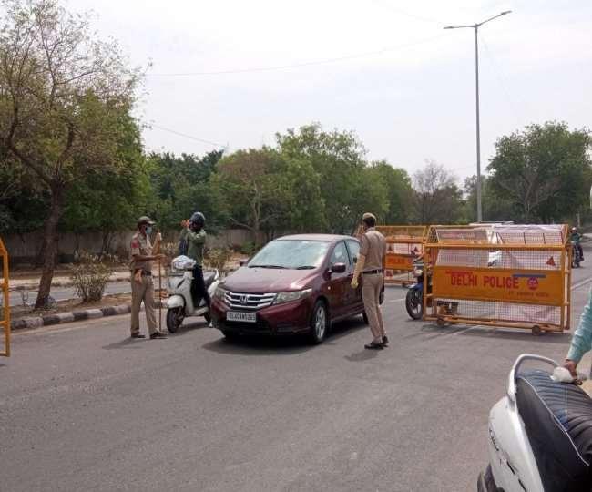 दिल्ली में लॉकडाउन बढ़ाने की तैयारी, डीडीएमए की बैठक में आज हो सकता है फैसला