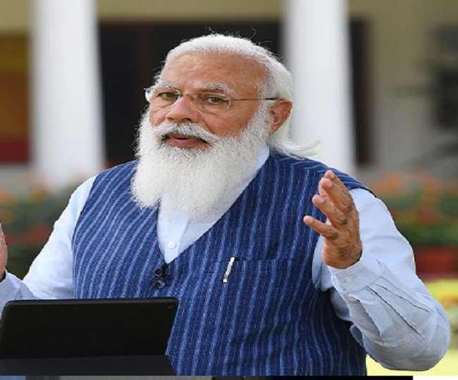 कोरोना संकट के बीच सेना प्रमुख ने की PM मोदी से मुलाकात, नरवणे ने दी तैयारियों को लेकर जानकारी