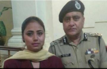 नाजिया पर है नाज! महिला पुलिस अफसर ने लड़की को अपहरण से बचाया था, दबंगों के हमले में घायल हो गई थीं