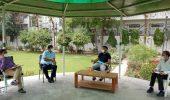 नगर आयुक्त ने कोविड-19 के दृष्टिगत बनाए गये नोडल अधिकारियों के साथ समीक्षा बैठक की
