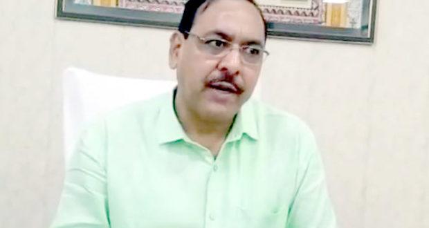 गाजियाबाद के जिलाधिकारी अजय शंकर पांडेय कोरोना पॉजिटिव, जीडीए वीसी कृष्णा करुणेश को चार्ज –