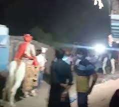 लॉकडाउन में शादी पर एक्शन:MP के भिंड में शादी में पहुंचे 500 लोग; पुलिस ने टेंट, कैटरिंग और DJ जब्त किया, नाच-गाना छोड़कर भागे बाराती