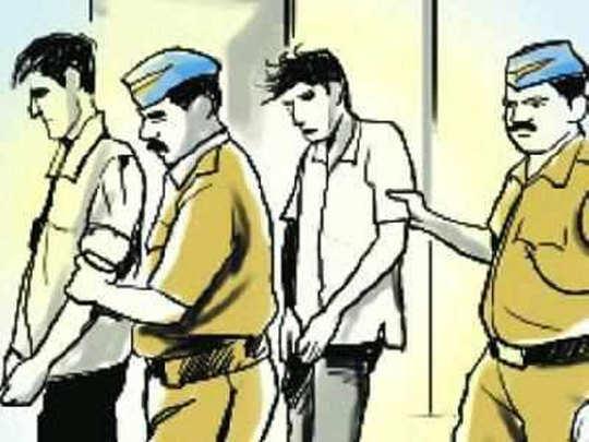 Ghaziabad News: फर्जी प्लेसमेंट कंपनी बनाकर नौकरी के नाम पर ठगने वाले 2 गिरफ्तार