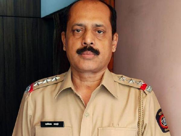 मनसुख मर्डर केस में नया दावा:चोरी की कार में मनसुख की हत्या की गई; उसके पीछे चल रही गाड़ी में सचिन वझे था, सबूत मिटाने के लिए गाड़ी नष्ट करने का शक
