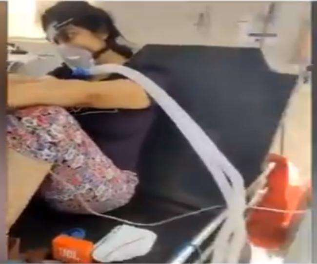 अस्पताल में बेड पर लव यू जिंदगी गाने पर थिरकने वाली आखिर हार गई कोरोनावायरस से जंग, देखें वीडियो