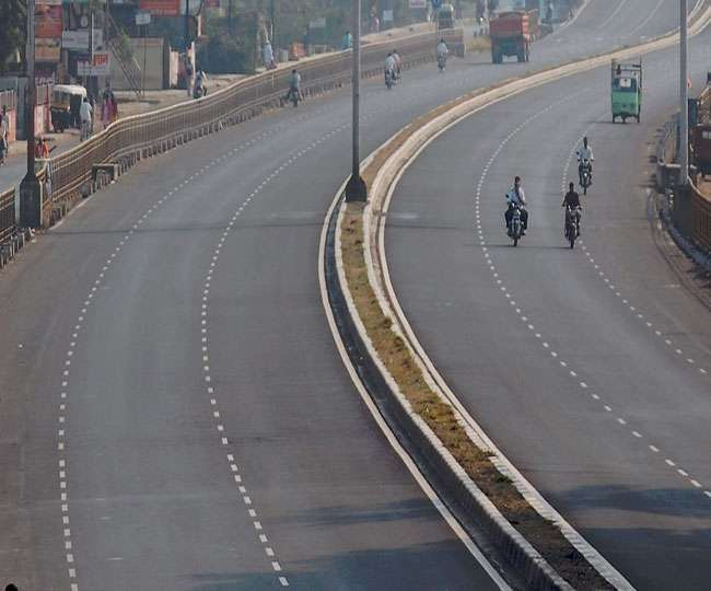 लॉकडाउन खत्म होने के बाद दिल्ली मेरठ एक्सप्रेस-वे पर वाहनों की संख्या बढ़ने के आसार