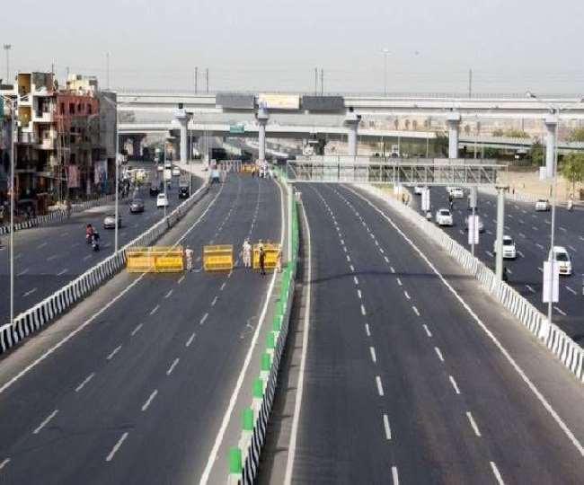 Delhi Meerut Expressway: यूपी गेट से डासना तक की 19 KM लंबी सड़क में10 जगहों पर आईं दरारें