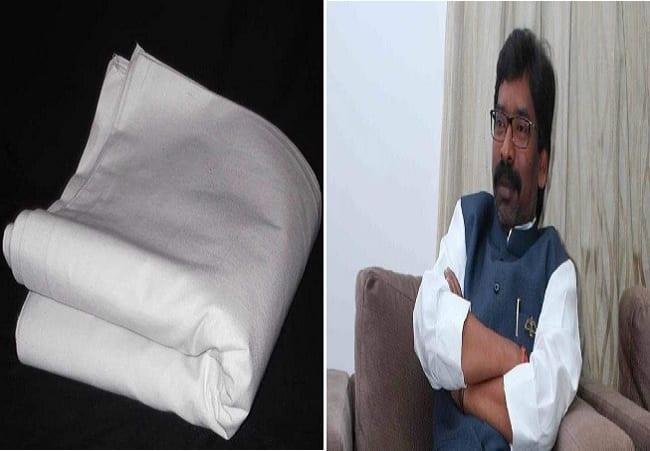 मुफ्त में कफन बांट रही Jharkhand Government, BJP ने कसा तंज तो JMM ने दी सफाई