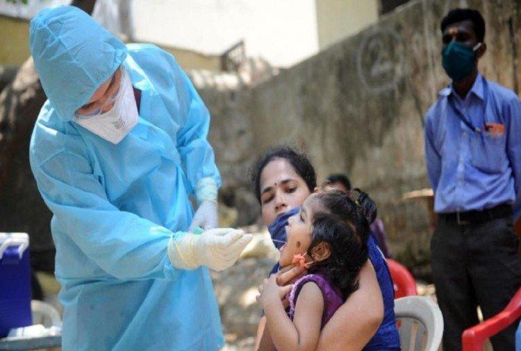 महाराष्ट्र के 1 ही जिले में 8000 बच्चे कोरोना संक्रमित, तीसरी लहर से निपटने की तैयारी तेज