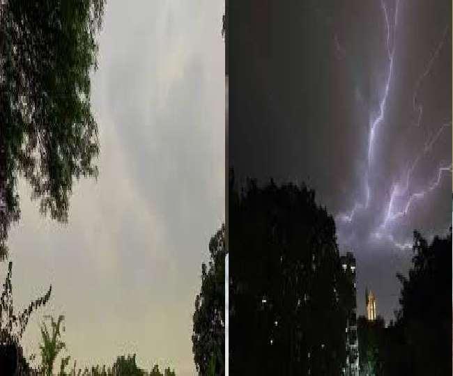 Weather Updates: दिल्लीवासियों को गर्मी से मिली राहत, गरज-चमक के साथ इन राज्यों में भारी बारिश की चेतावनी