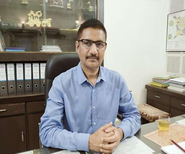 गाजियाबाद के जिलाधिकारी बनाए गए राकेश कुमार सिंह, उम्दा कामों ने दिलाया मुकाम