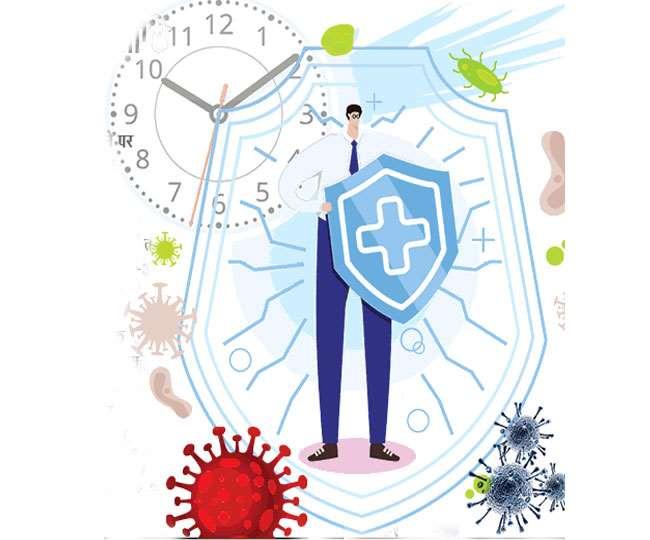 घड़ी देखकर काम करता है इम्यून सिस्टम, शरीर में लगातार चलती रहती है कोशिकाओं की पैट्रोलिंग