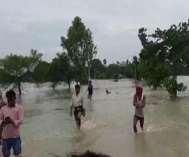 Monsoon Update: यूपी-बिहार-उत्तराखंड में भारी बारिश से इन जिलों में बाढ़ का खतरा, जानें- दिल्ली सहित अन्य राज्यों का हाल