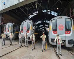 120 किमी प्रति घंटे की रफ्तार से दौड़ेगी मेट्रो ट्रेन, DMRC तैयार कर रही रिपोर्ट
