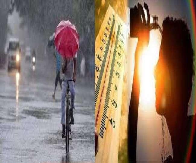 दिल्लीवासियों को आज गर्मी से मिल सकती है हल्की राहत, उत्तराखंड सहित कई राज्यों में बरसेंगे मेघा; जानें मौसम और मानसून का ताजा हाल