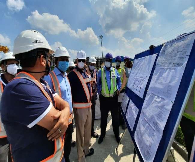 Delhi Meerut Rapid Rail: दिसंबर 2022 में साहिबाबाद से दुहाई और 2024 में मेरठ तक चलेगी रैपिड रेल