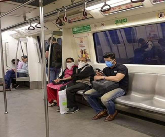 Delhi Metro Service News: हल्के झटकों ने धीमी की दिल्ली मेट्रो की रफ्तार, डीएमआरसी ने दी जानकारी