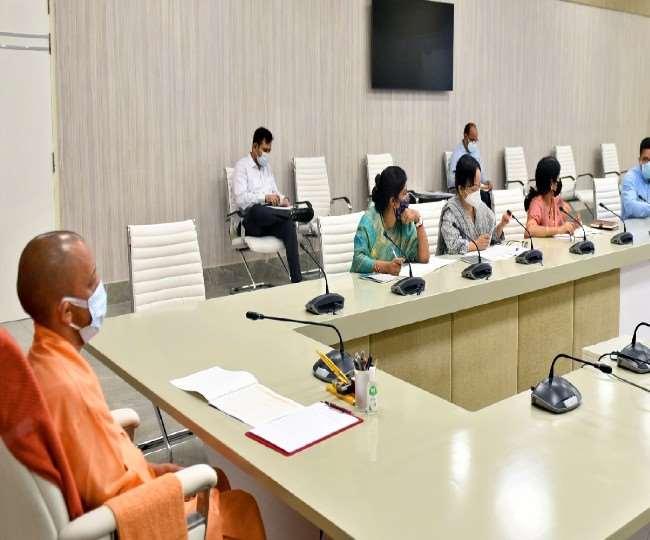 CM योगी आदित्यनाथ ने कहा बेटी बचाओ-बेटी पढ़ाओ हमारी सर्वोच्च प्राथमिकता, कन्या सुमंगला योजना का हो प्रचार-प्रसार