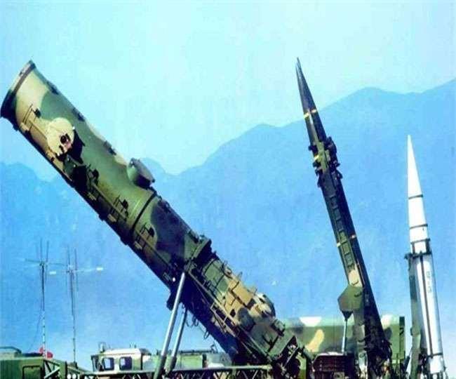 दूसरा परमाणु मिसाइल ठिकाना बना रहा है चीन, सैटेलाइट तस्वीरों से हुई इसकी पुष्टि
