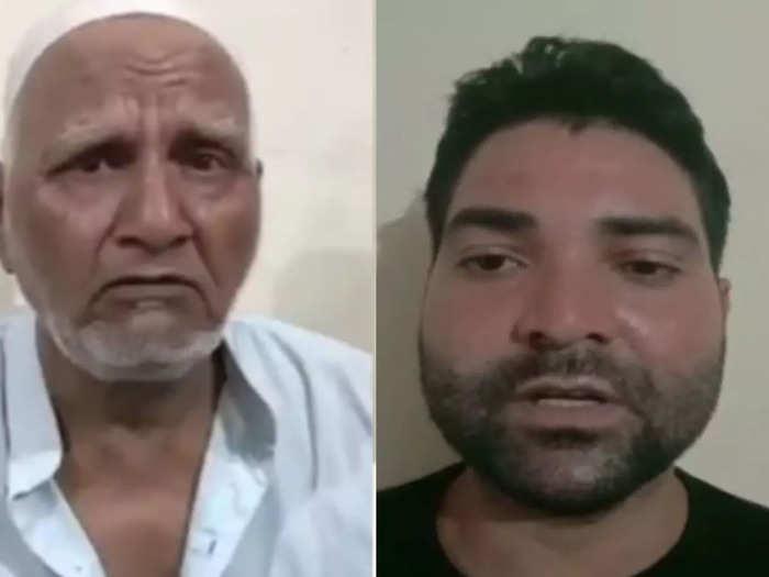 Ghaziabad News: बुजुर्ग से मारपीट के मुख्य आरोपी प्रवेश और कल्लू पर लगा गैंगस्टर एक्ट
