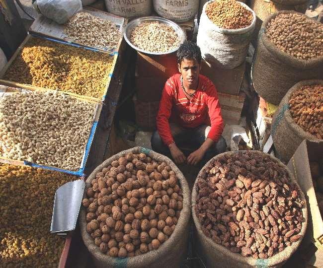 भारत-अफगानिस्तान व्यापार पर तालिबानी संकट- सूखे मेवे की कीमतों में उछाल, चिंता में डूबे दिल्ली के थोक बाजार