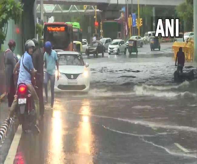 Today Weather News Report: दिल्ली, हरियाणा और यूपी में झमाझम बारिश; जलभराव के चलते कई रास्ते बंद , जानें सभी अपडेट