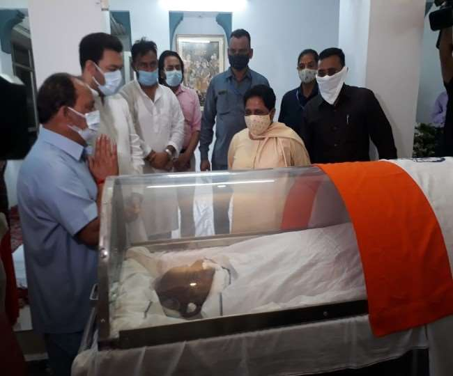 Last Visit of Kalyan Singh: कल्याण सिंह के पार्थिव शरीर का दर्शन करने आएंगे पीएम मोदी व गृहमंत्री अमित शाह समेत कई मंत्री