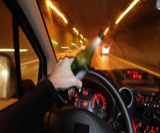 Road Accident Cause in UP: 54 फीसद मौतों का जिम्मेदार, मोबाइल व ड्रंकन ड्राइविंग; तेज रफ्तार ने ली सबसे ज्यादा जानें