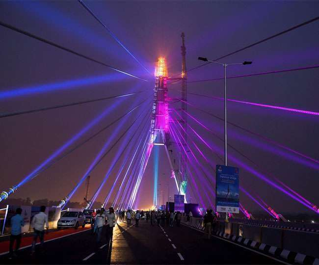 Delhi Signature Bridge: कुतुब मीनार से दोगुनी ऊंचाई से दिल्ली दीदार का सपना रह न जाए अधूरा, जानें कहां फंसा है पेंच?