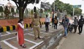 कानपुर में पहली स्मार्ट पार्किंग शुरू: मोबाइल एप से बुक होगी जगह, सेंसर रखेंगे गाड़ी पर नजर
