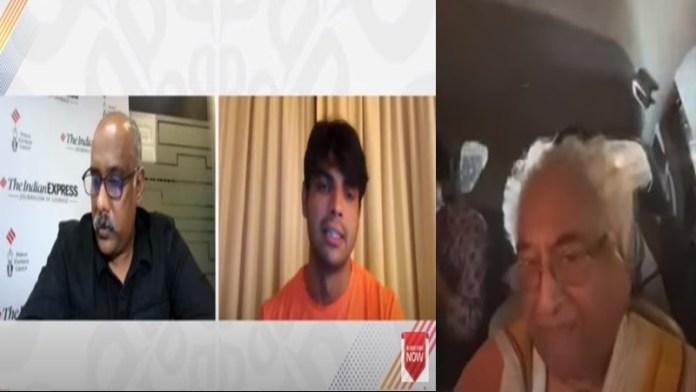 'ट्रेनिंग, सेक्स और संतुलन' – नीरज चोपड़ा से Indian Express के इंटरव्यू में सवाल, मिला जवाब – क्वेश्चन से मन भर गया