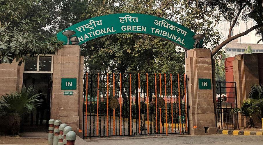 हिंडन एयरबेस के पास कूड़ा फेंकने के खिलाफ NGT सख्त, 3 महीने में मांगी रिपोर्ट