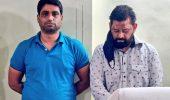 गाजियाबाद: क्राईम ब्रांच अधिकारी बनकर पटाखा फैक्ट्री मालिक से 8 लाख की ठगी, दो गिरफ्तार